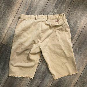 Men's True Religion Khaki Shorts 31